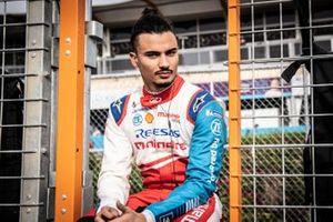 Pascal Wehrlein, Mahindra Racing sur la grille