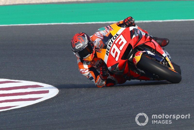 7º Marc Marquez, Repsol Honda Team - 1:54.149