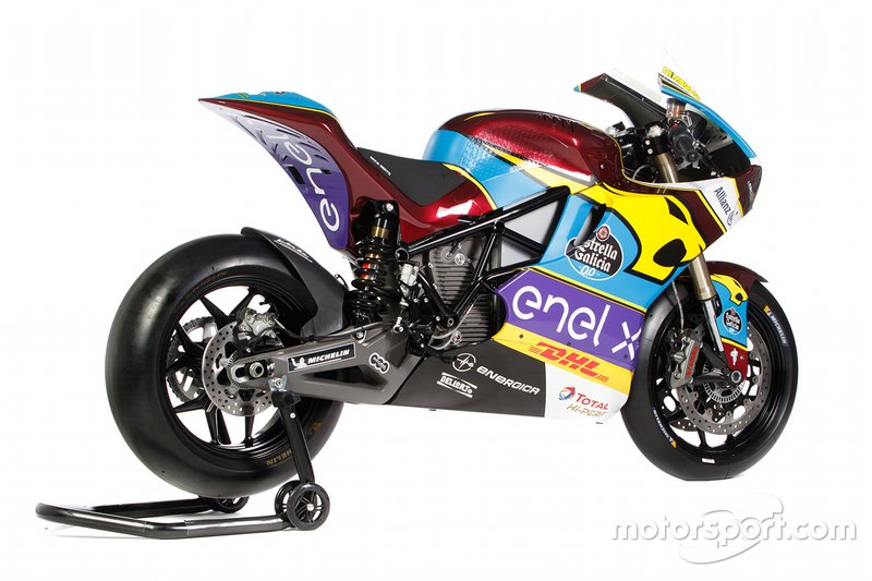 Moto di Mike di Meglio, Marc VDS Racing's Kalex Moto E