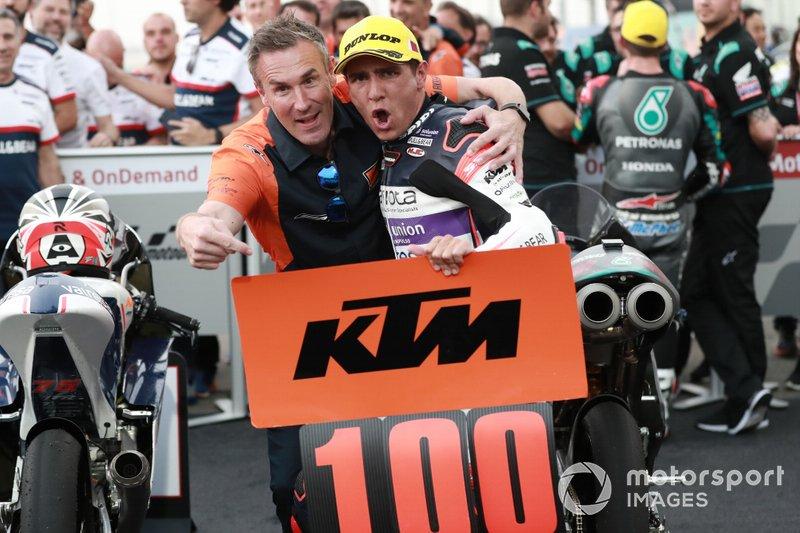 Albert Arenas 4 victorias con KTM