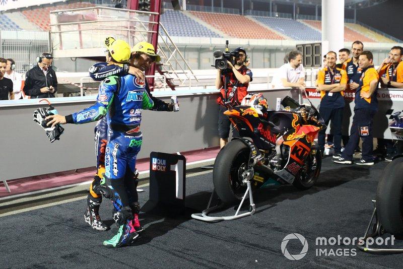 Lorenzo Baldassarri, Pons HP40, Enea Bastianini, Italtrans Racing Team