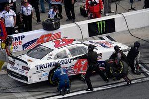 Joe Nemechek, Mike Harmon Racing, Chevrolet Camaro Patriots PAC of America