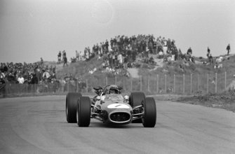Jack Brabham, Brabham BT19 Repco, al GP d'Olanda del 1967