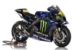 Мотоцикл Yamaha YZR-M1 Валентино Росси, Yamaha Factory Racing