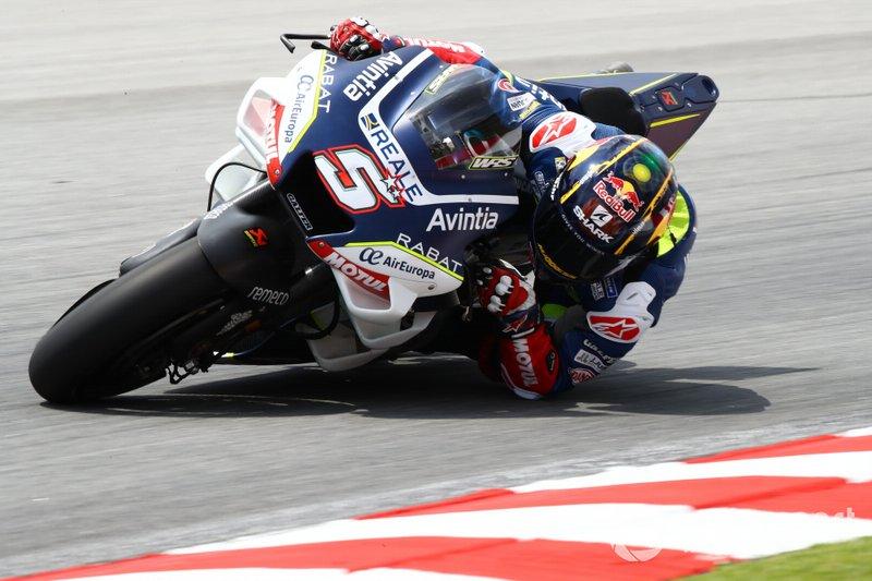 17º Johann Zarco, Avintia Racing - 1:58.951