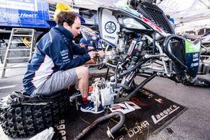 Mechanic of Ignacio Casale