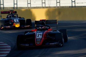 Richard Verschoor, MP Motorsport.