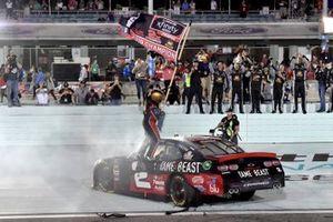 Champion Tyler Reddick, Richard Childress Racing, Chevrolet Camaro TAME the BEAST