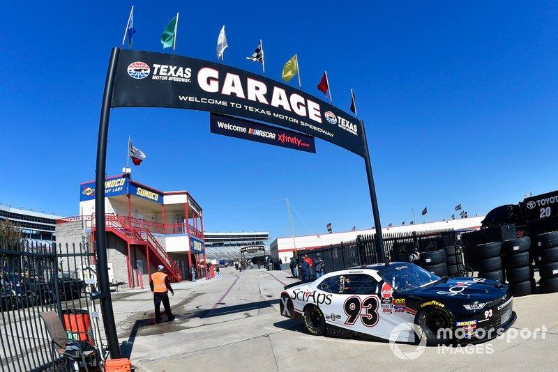 C.J. McLaughlin, RSS Racing, Chevrolet Camaro RSS Racing