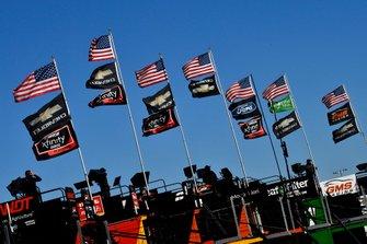 Xfinity flags