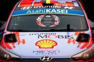 WRC-Herstellerweltmeister 2019: Hyundai