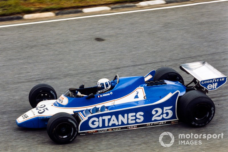 Didier Pironi, Ligier