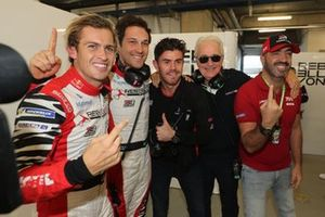 Pole sitter #1 Rebellion Racing Rebellion R-13 - Gibson: Bruno Senna, Gustavo Menezes, Norman Nato