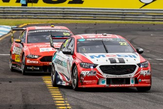 Джеймс Кортни, Walkinshaw Andretti United, Holden ZB Commodore