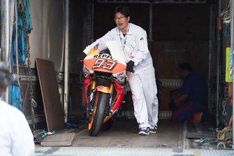 Marc Marquez, Repsol Honda Team, motor