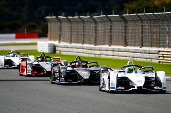 Felipe Massa, Venturi Formula E, EQ Silver Arrow 01 Sébastien Buemi, Nissan e.Dams, Nissan IMO2, Daniel Abt, Audi Sport ABT Schaeffler, Audi e-tron FE06