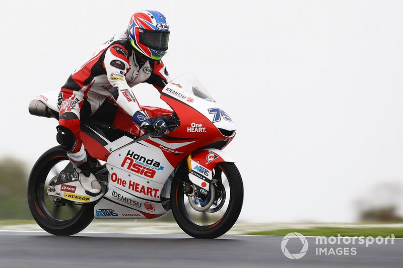Honda - Mejor constructor Moto3