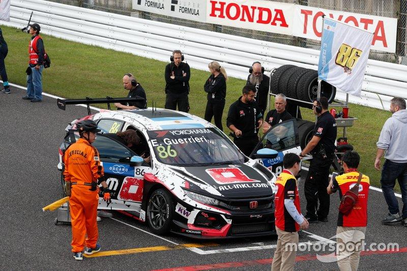 Эстебан Герьери, ALL-INKL.COM Münnich Motorsport, Honda Civic Type R TCR (FK8)