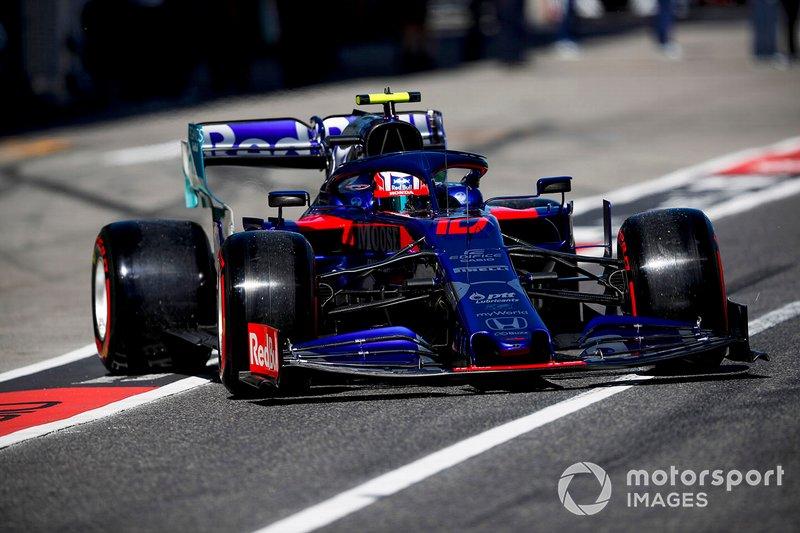 9. Пьер Гасли, Scuderia Toro Rosso STR14, 1:28.836