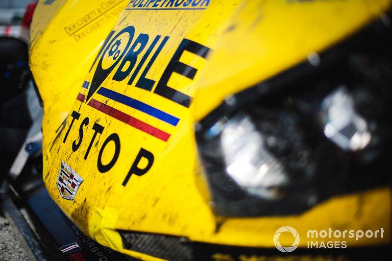 JDC-Miller Motorsports dettaglio anteriore