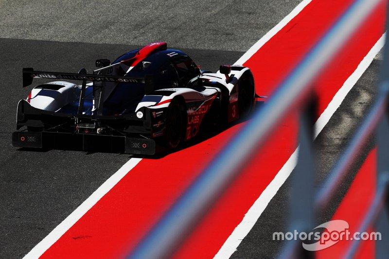 #3 United Autosports Ligier JS P3 Nissan: Andrew Bentley, Christian England