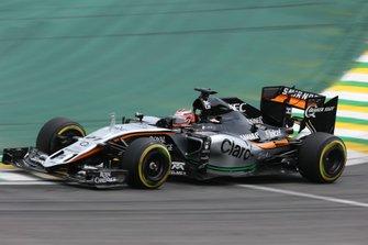 Nico Hulkenberg, Force India VJM08