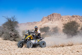 #262 Team All Tracks Yamaha: Sebastien Souday