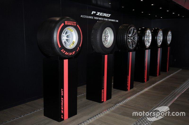 Pneumatici Pirelli al Mugello