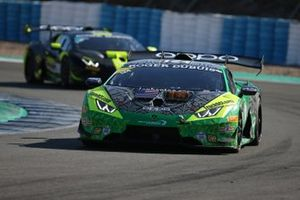 #124 Huracan Super Trofeo Evo, US RaceTronics: Patrick Liddy, Ron Atapattu
