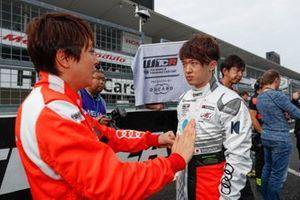 Ritomo Miyata, Audi Team Hitotsuyama Audi RS3 LMS, Tomita Ryuichiro, Audi Team Hitotsuyama Audi RS3 LMS