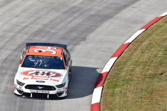 Michael McDowell, Front Row Motorsports, Ford Mustang A&W All American Foods