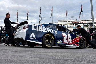 William Byron, Hendrick Motorsports, Chevrolet Camaro Liberty University