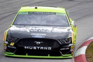 Ryan Blaney, Team Penske, Ford Mustang Menards/Richmondr