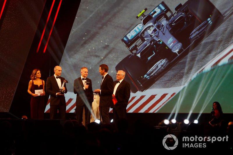 Yılın Yarış Aracı: Mercedes-AMG F1 W10 EQ Power+