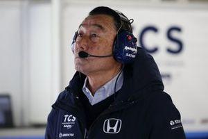 Сатору Накаджима, TCS Nakajima Racing