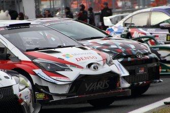 YARIS WRC, YARIS GR-4