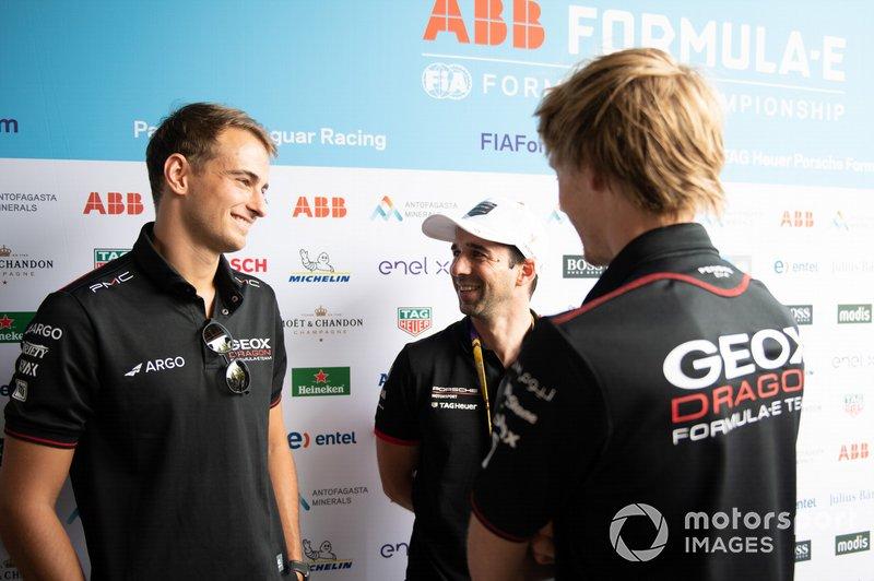 Nico Müller, GEOX Dragon Neel Jani, Porsche, Brendon Hartley, Dragon Racing