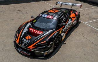 Fraser Ross, Dominic Storey, and Martin Kodric, 59Racing McLaren 720S GT3