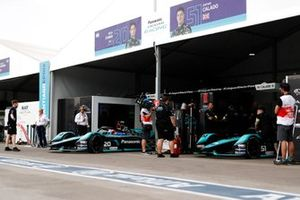 Mitch Evans, Jaguar Racing, Jaguar I-Type 4, James Calado, Jaguar Racing, Jaguar I-Type 4s