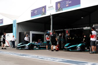 Mitch Evans, Jaguar Racing, Jaguar I-Type 4, James Calado, Jaguar Racing, Jaguar I-Type 4s
