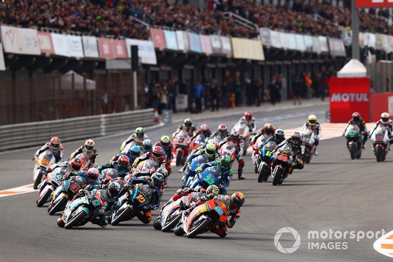 Jorge Martin, KTM Ajo, Moto2
