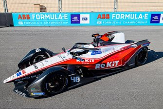 Venturi Racing livery unveil