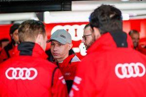 Mattia Drudi, Rookie Test Driver for Audi Sport ABT Schaeffler