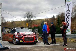 Łukasz Kotarba, Tomasz Kotarba, Citroen C3 R5