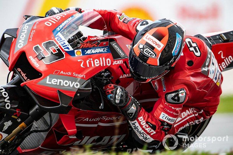 9 - Danilo Petrucci, Ducati Team