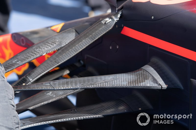 Подвеска Red Bull Racing RB15