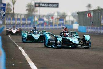 Митч Эванс и Джеймс Каладо, Jaguar Racing, Jaguar I-Type 4