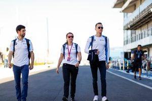 Гонщики BMW i Andretti Motorsport Александр Симс и Максимилиан Гюнтер