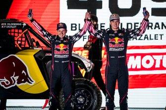 #409 Overdrive Racing OT3: Blade Hildebrand, Francois Cazalet