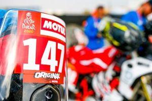 #147 KTM: David Mabbs
